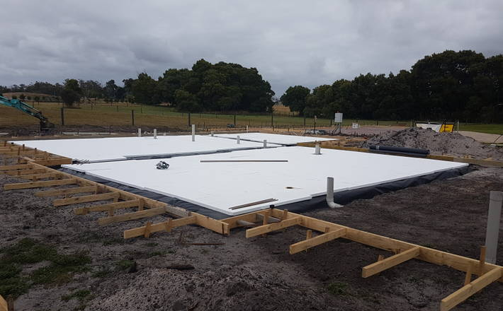 50mm UnderSlab Insulation