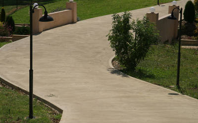 Prime Concrete Sealer