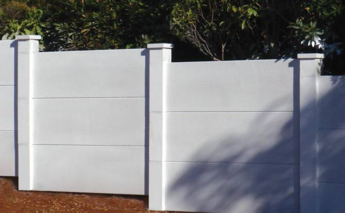 Hebel Fence Panel