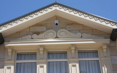 Decorative Exterior Mouldings