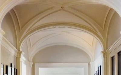 Plaster Arches